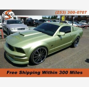 2006 Ford Mustang for sale 100879193