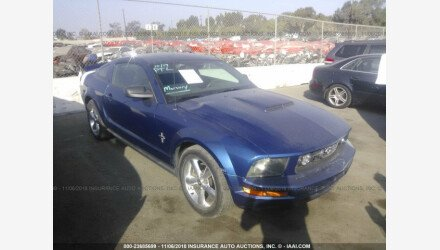2006 Ford Mustang Coupe for sale 101103625