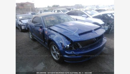 2006 Ford Mustang GT Convertible for sale 101109600