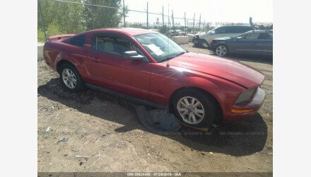 2006 Ford Mustang Coupe for sale 101181421
