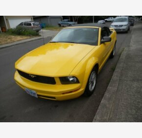 2006 Ford Mustang for sale 101187046