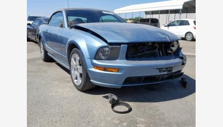 2006 Ford Mustang GT Convertible for sale 101191432