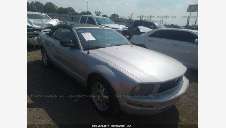2006 Ford Mustang Convertible for sale 101191603
