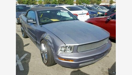2006 Ford Mustang Convertible for sale 101193572