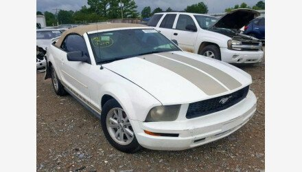 2006 Ford Mustang Convertible for sale 101193623