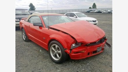 2006 Ford Mustang GT Convertible for sale 101194390