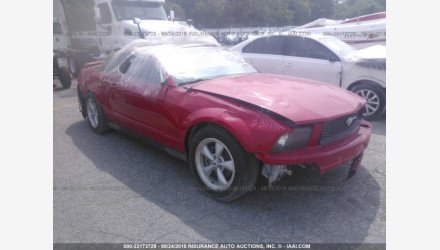 2006 Ford Mustang Convertible for sale 101196137