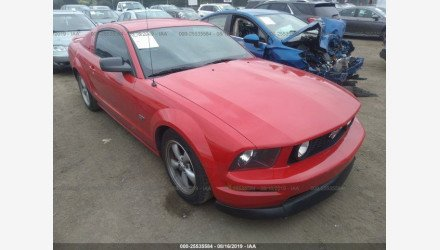 2006 Ford Mustang GT Coupe for sale 101205442