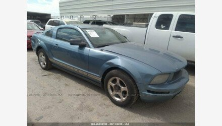 2006 Ford Mustang Coupe for sale 101206047