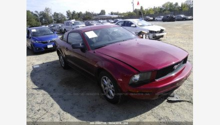 2006 Ford Mustang Coupe for sale 101206158