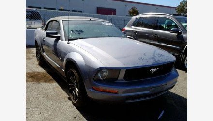 2006 Ford Mustang Convertible for sale 101210426
