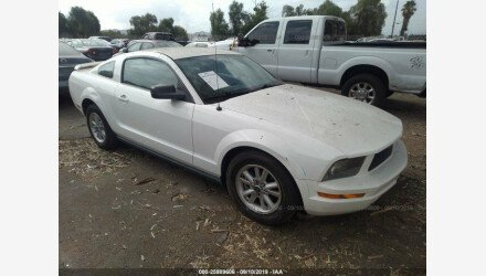 2006 Ford Mustang Coupe for sale 101210503