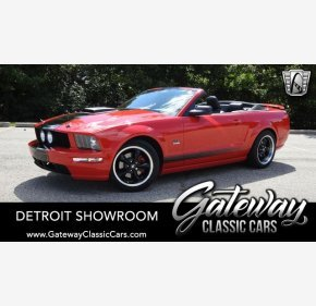 2006 Ford Mustang GT Convertible for sale 101210847