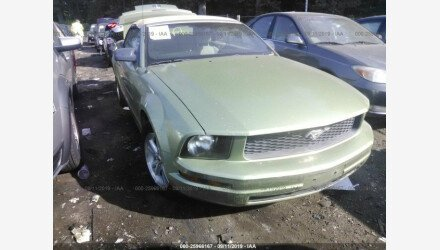 2006 Ford Mustang Convertible for sale 101214955