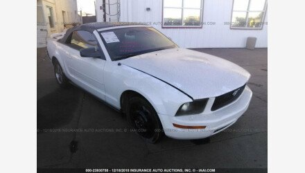 2006 Ford Mustang Convertible for sale 101218128
