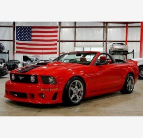 2006 Ford Mustang GT Convertible for sale 101218317