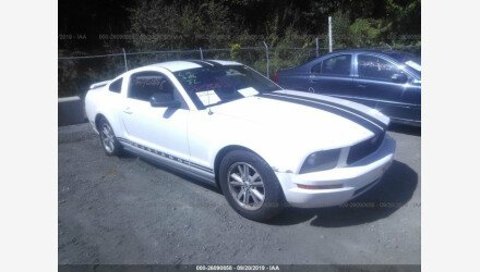 2006 Ford Mustang Coupe for sale 101219802