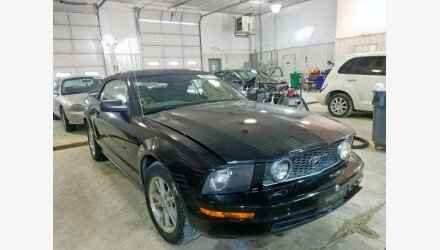 2006 Ford Mustang Convertible for sale 101220300