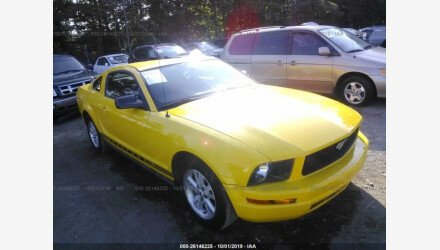 2006 Ford Mustang Coupe for sale 101220906