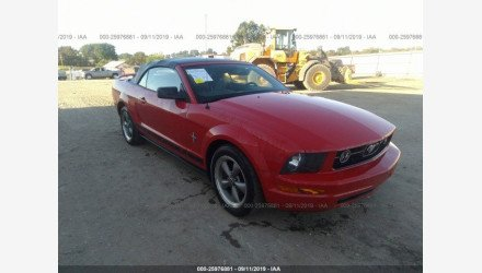 2006 Ford Mustang Convertible for sale 101223213