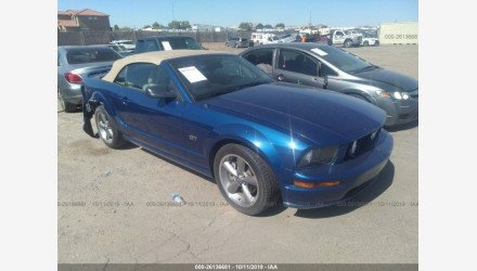 2006 Ford Mustang GT Convertible for sale 101223986