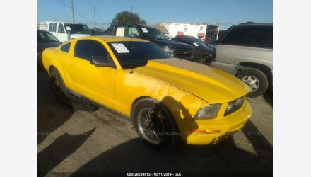 2006 Ford Mustang Coupe for sale 101224577