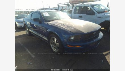 2006 Ford Mustang Coupe for sale 101224586
