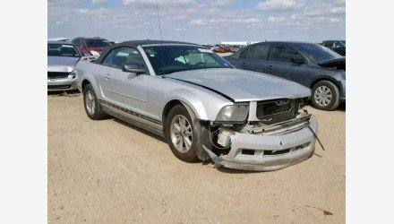 2006 Ford Mustang Convertible for sale 101225098