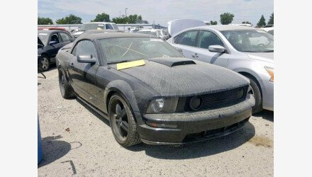 2006 Ford Mustang GT Convertible for sale 101225754
