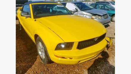 2006 Ford Mustang Convertible for sale 101234596