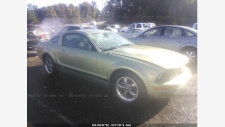 2006 Ford Mustang Coupe for sale 101235741