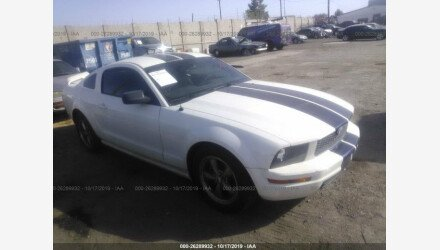2006 Ford Mustang Coupe for sale 101235791