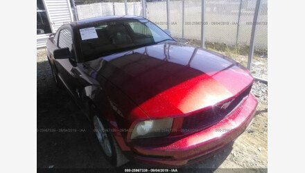 2006 Ford Mustang Coupe for sale 101235944