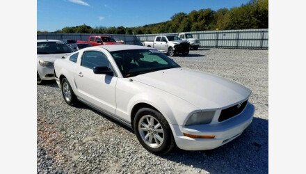 2006 Ford Mustang Coupe for sale 101238416