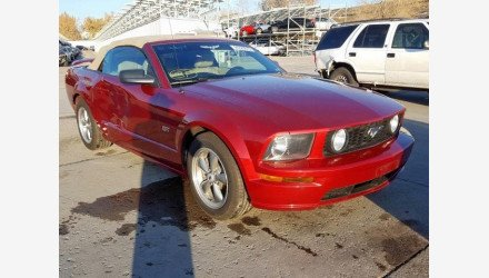 2006 Ford Mustang GT Convertible for sale 101261905