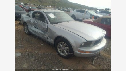2006 Ford Mustang Coupe for sale 101266742