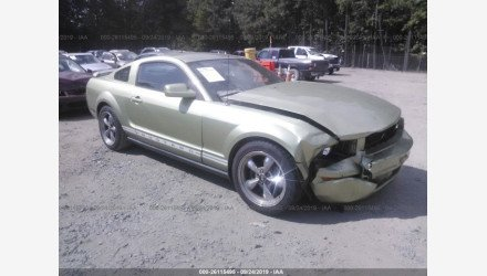 2006 Ford Mustang Coupe for sale 101267444