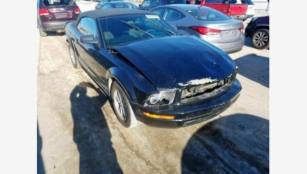 2006 Ford Mustang Convertible for sale 101271929