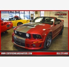 2006 Ford Mustang GT Convertible for sale 101281801
