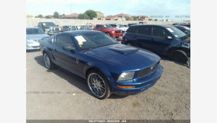 2006 Ford Mustang Coupe for sale 101340670