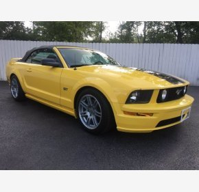 2006 Ford Mustang GT Convertible for sale 101379285