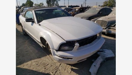 2006 Ford Mustang Convertible for sale 101402684
