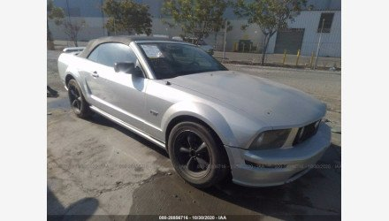 2006 Ford Mustang GT Convertible for sale 101408577