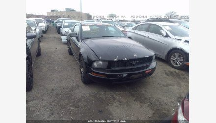 2006 Ford Mustang Coupe for sale 101409312