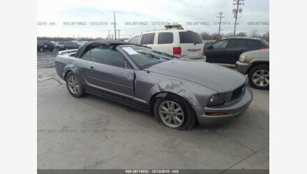 2006 Ford Mustang Convertible for sale 101411377
