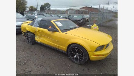 2006 Ford Mustang Convertible for sale 101411378