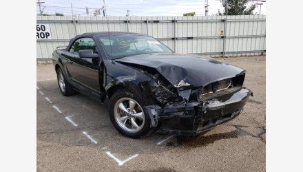 2006 Ford Mustang GT Convertible for sale 101412363