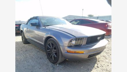 2006 Ford Mustang Convertible for sale 101412370