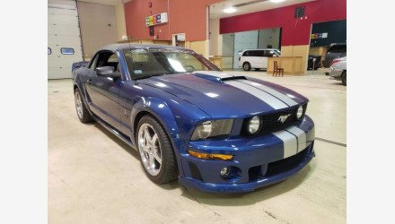 2006 Ford Mustang GT Convertible for sale 101412374