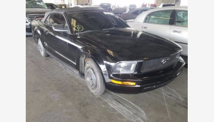 2006 Ford Mustang Convertible for sale 101413675
